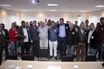 Avante – Garulhos apresenta os novos dirigentes da executiva municipal