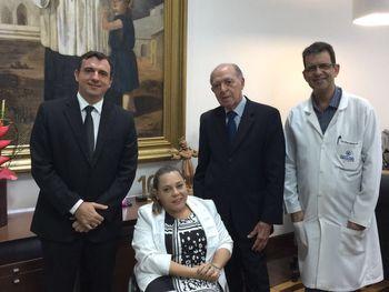 HGE recebe R$ 3,5 milhões em emendas da deputada Rosinha (Avante/AL)